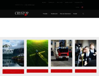 crystop.de screenshot