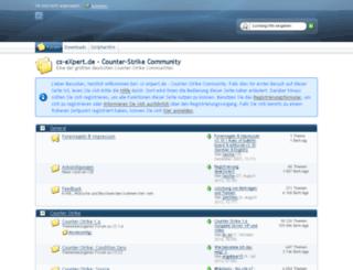 cs-expert.de screenshot