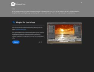 cs-extensions.com screenshot