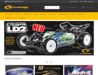 cs-shop.de screenshot
