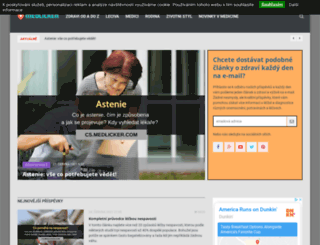 cs.medlicker.com screenshot