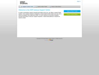 cs.s-s-r.com screenshot