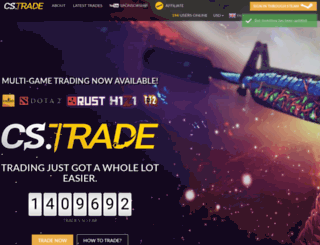 cs.trade screenshot