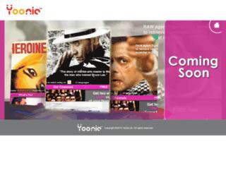 cs.yoonic.tv screenshot