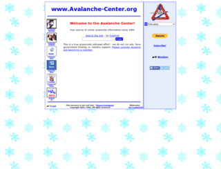 csac.org screenshot