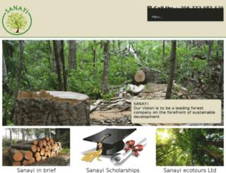 csanayi.com screenshot