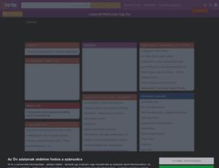 csaszarmetszes.lap.hu screenshot