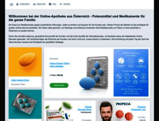 csc-pharma.at screenshot