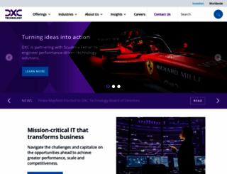csc.com screenshot