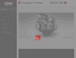 cscn.cnh.com screenshot