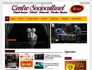 csctempo.fr screenshot