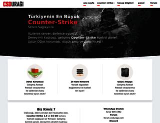 csduragi.com screenshot