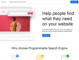 cse.google.dz screenshot