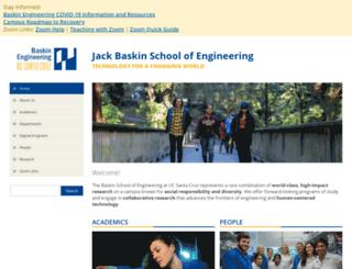 cse.ucsc.edu screenshot