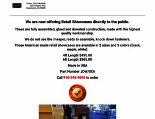 csfixtures.com screenshot