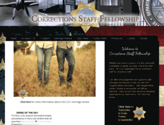 csfministries.org screenshot