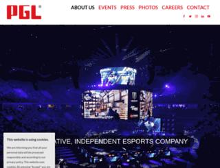 csgo.pglesport.com screenshot