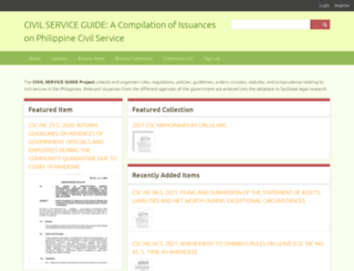 csguide.org screenshot