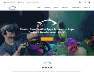 csharks.com screenshot