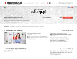 csharp.pl screenshot