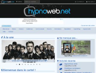 csi-les-experts.hypnoweb.net screenshot
