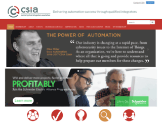 csia.connectedcommunity.org screenshot