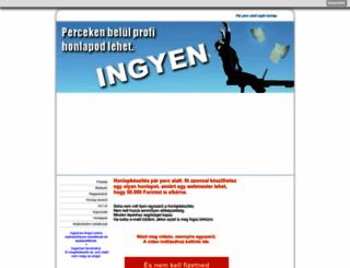 csibelany18.5mp.eu screenshot