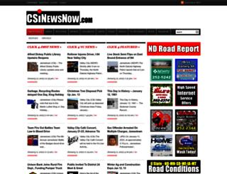 csinewsnow.com screenshot