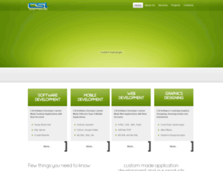 csisoftware.in screenshot