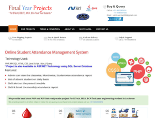 csitprojects.com screenshot