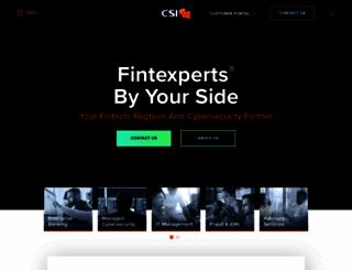 csiweb.com screenshot