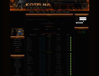 csko.cz screenshot