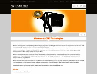csktechno.com screenshot