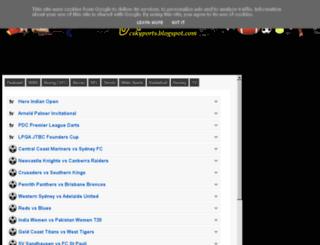 cskysports.blogspot.co.uk screenshot