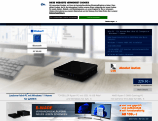 csl-computer.com screenshot