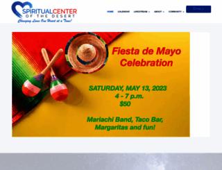 cslpalmdesert.org screenshot