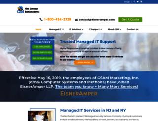 csm-corp.com screenshot
