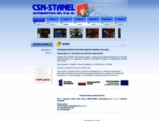 csn-stanel.pl screenshot