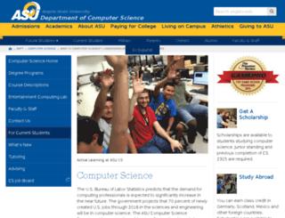csnew.angelo.edu screenshot