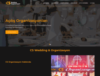 csorganizasyon.com screenshot