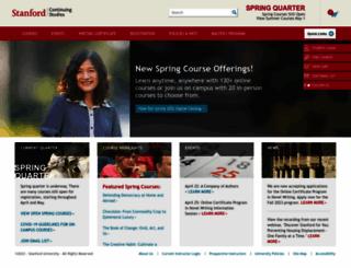 csp.stanford.edu screenshot