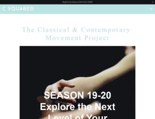 csquaredproject.com screenshot
