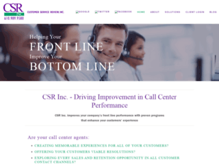 csr-net.com screenshot