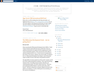 csrinternational.blogspot.com screenshot