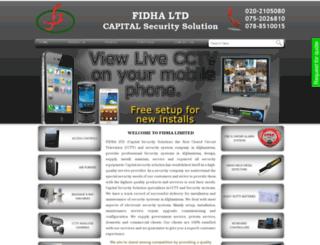 css-af.com screenshot