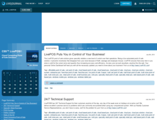 css-livepos.livejournal.com screenshot