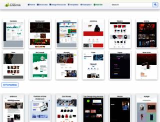 cssbased.com screenshot