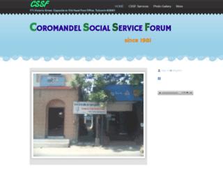 cssftuty.webs.com screenshot