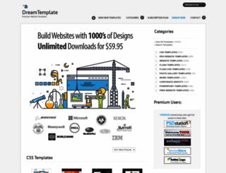 csshub.com screenshot