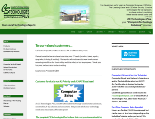 cstechplus.com screenshot